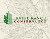 EMAIL TEMPLATE DESIGN: Irvine Ranch Conservancy
