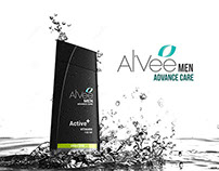 Al'vee Men  |  Packaging