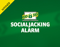 SOCIALJACKING ALARM