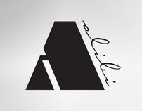 ALIBI Brand identity (Bar/Restaurant)