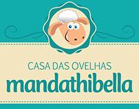 Cartões de Visita | Casa das Ovelhas Mandathibella.