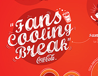 Coca Cola / Fans Cooling Break