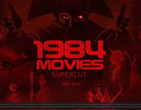 1984 Movies Supercut