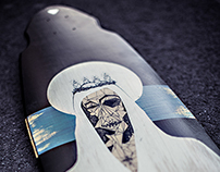 Longboard Santa Lucia