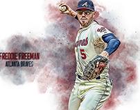 MLB Artwork