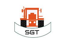 Logo design sample for SGT company