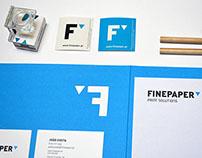 Finepaper Estacionário
