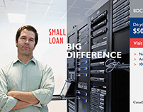 BDC 50K / Small Loan, Big Difference