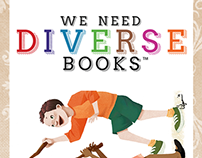 We Need Diverse Books - Bookmark