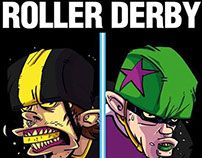 Roller Derby Posters