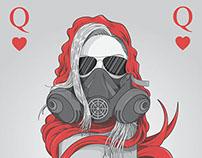 Red Hood Street Art