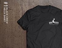 Logo & T-Shirt Design for GRN*RSRV