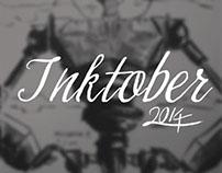 My Inktober 2014