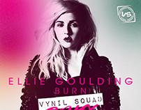 Burn Vynil Squad Remix Album Artwork