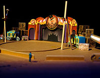 Bedlam Bros Best Circus in the World! Stunt Show