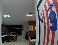 OFICINAS GAMELOFT COLOMBIA