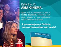 Cartão Premium - Jornal Diário Popular