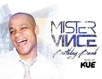 Mister Vince Birthday Imagery
