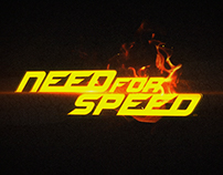 Need for Speed – Trailer Graphics