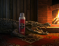 Procter & Gamble – Old Spice