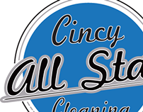 Cincy All Star Cleaning Logo