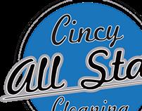 Cincy All Star Cleaning Logo