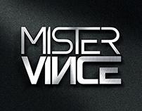 Mister Vince Logo Design