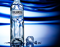 Finlandia Product Shoot