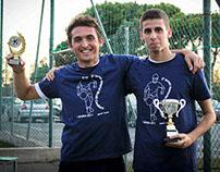T-shirt - Torneo memorial Nicolò Cavaliere