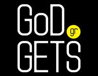 GODGETS.GR LOGO