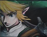 The Legend of Zelda (Fan art)