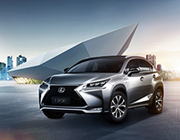 LEXUS NX / not official