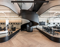The new Kering offices in Mexico City by FR-EE
