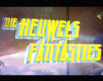 Die Heuwels Fantasties for Am I Collective