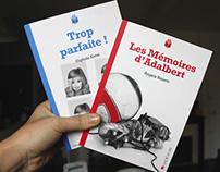 Photomanipulation - Couvertures romans La Joie de lire