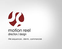 Motion Reel Teaser