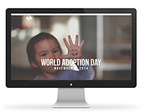 World Adoption Day : UX