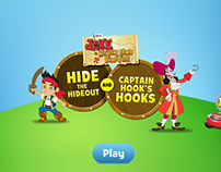 Jake and the Neverland Pirates Appisodes