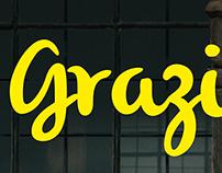 Affiche du film Graziella (Mehdi Charef)