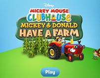 Mickey & Donald have a farm Appisode