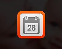 Kalendarz Ciąży iPhone app