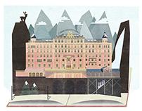 Grand Budapest Hotel Movie Review