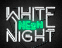 White Nihgt Neon