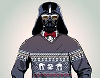 Darth Vader Hipster