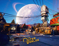 The Outer Worlds - Announcement Assets
