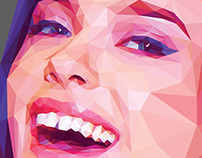 Lowpoly Portraits '14 Collection