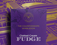 Wimbledon Product Packaging 2014