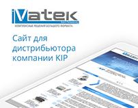 VATEK Web-site