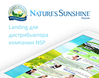 NSP Distributor Web-site