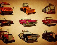 9 Cars
